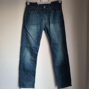 Levi's 502 Men's Blue Jeans - 29x30